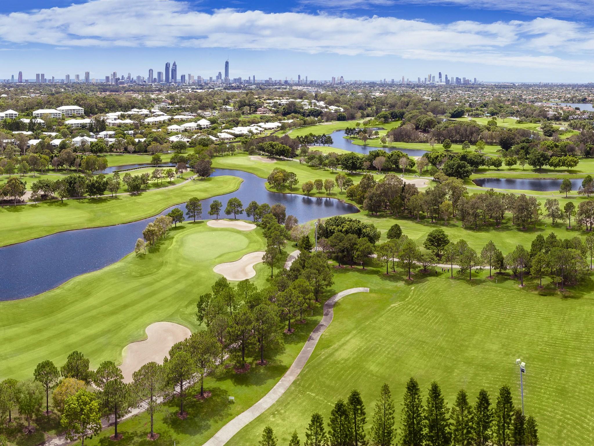 【春休み】オーストラリア インターナショナル       ゴルフキャンプ充実の11日間