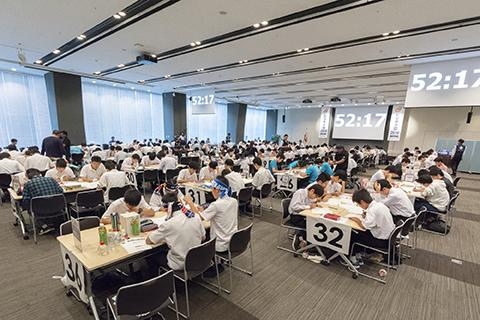 【集え、数学の強者達!】数学甲子園 2019 第12回全国数学選手権大会